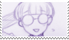 Stamp: Male!Mey Rin by sweetsnow73