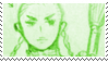 Stamp: Fem!Greenhill by sweetsnow73