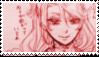 Stamp: Fem!Redmond by sweetsnow73