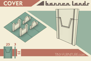Barren Lands Armored Panels