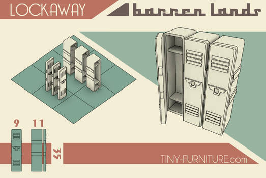 Barren Lands Locker