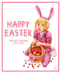 Easter Wishes 2013