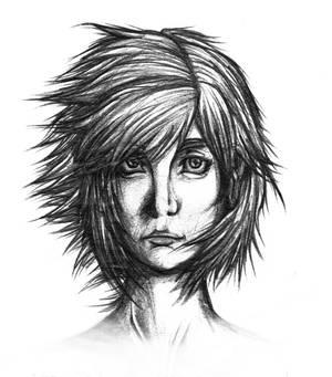 Realistic Skye Sketch