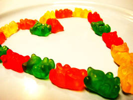 Gummi Bears by OfficialMyki