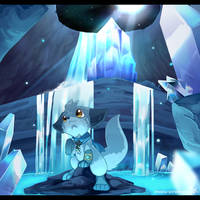 Crystal Cave YCH for Gunnleiv