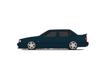 Volvo 850 Borbet A