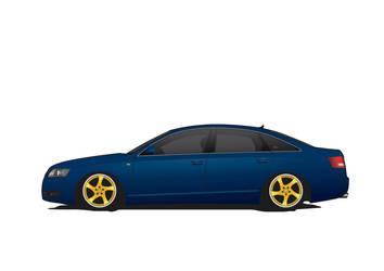 Audi A6 C6 Quattro Rotiform Concave TMB