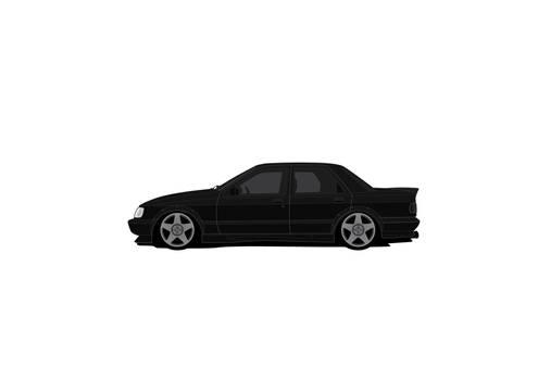 Ford Sierra Wolf Edtion Drift on Fifteen52