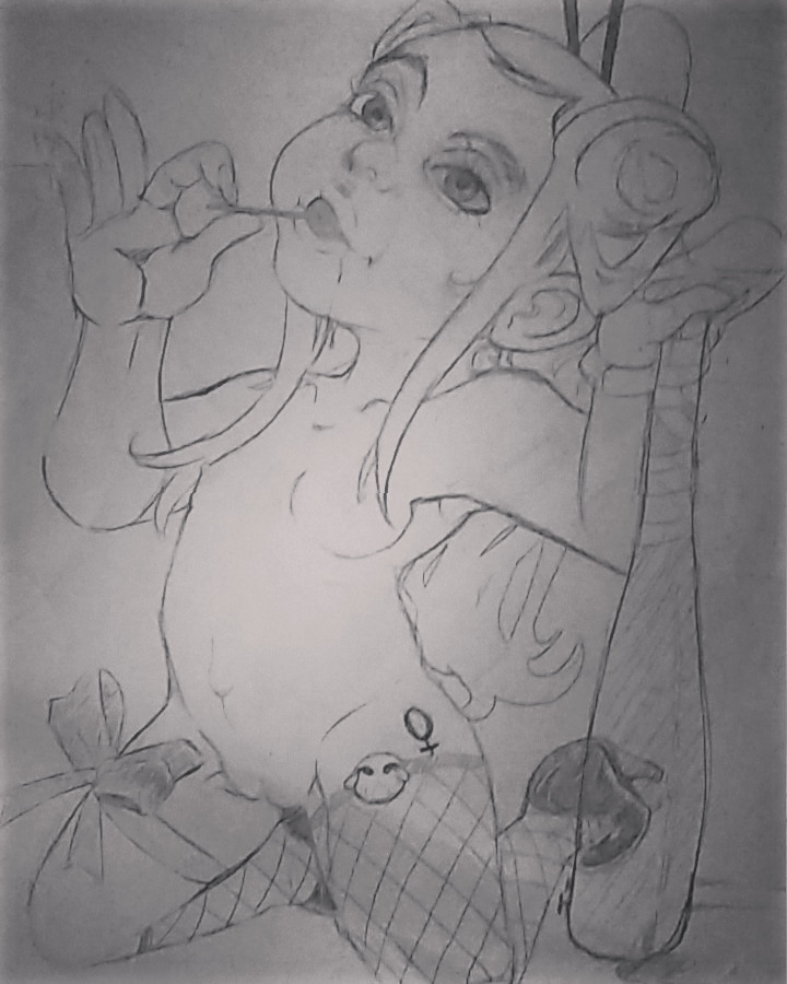 Holloween zombie apocalypse girl by ConceptSama