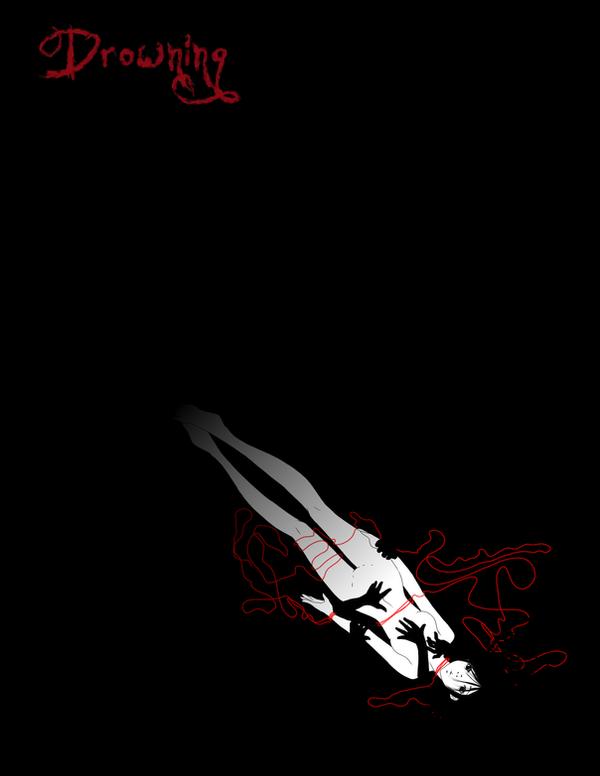 Drowning - Disoriented by loriofpandora
