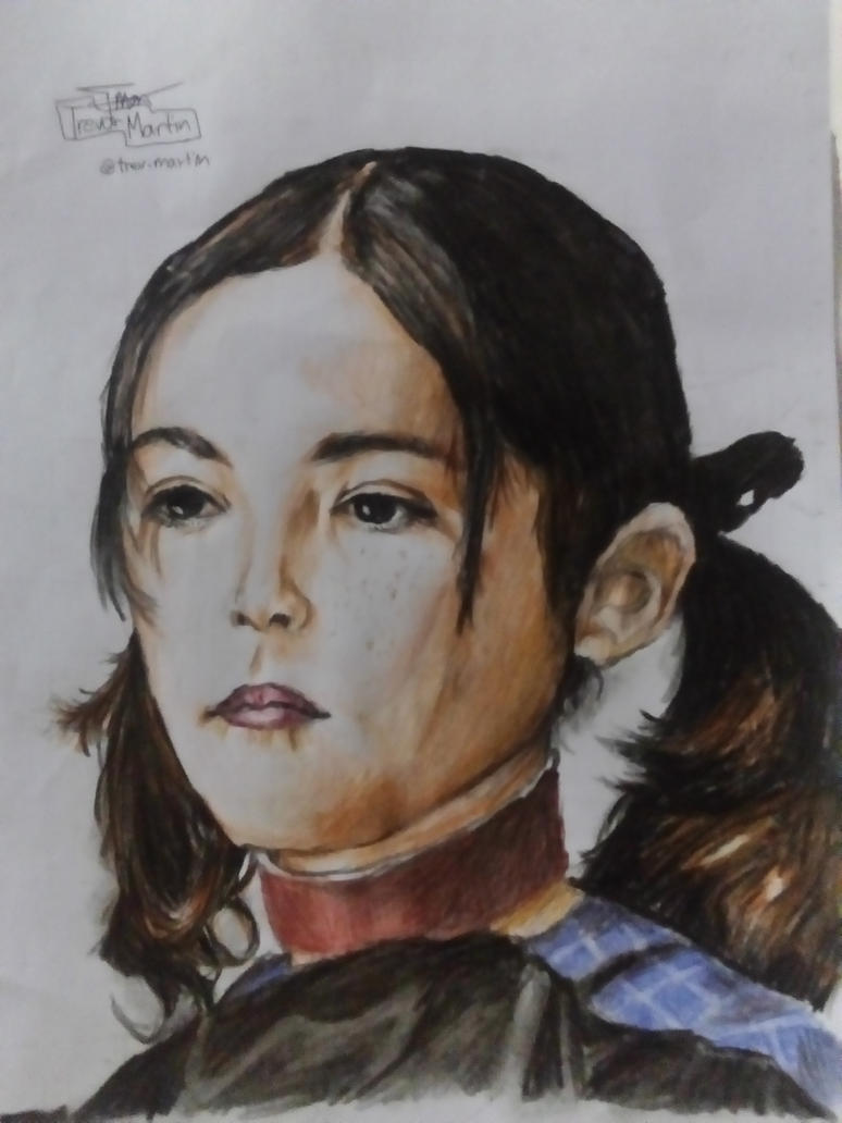 Isabelle Fuhrman as Esther Coleman by Tr3bor122