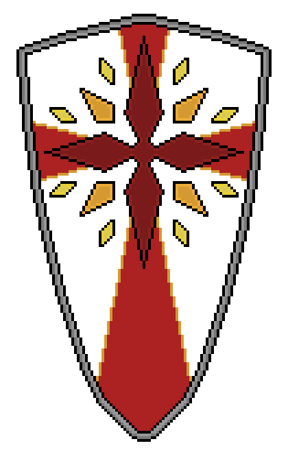 Paladin Shield by MeaslyMender