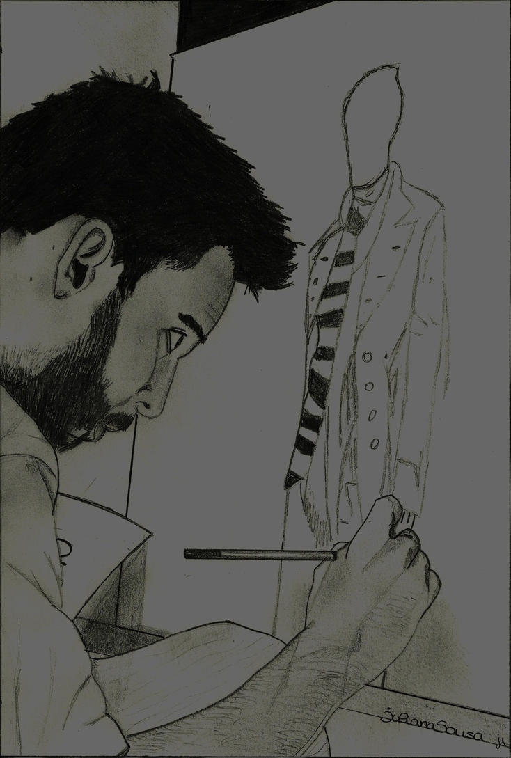 Making Some Art - Mike Shinoda by JulianaSousa