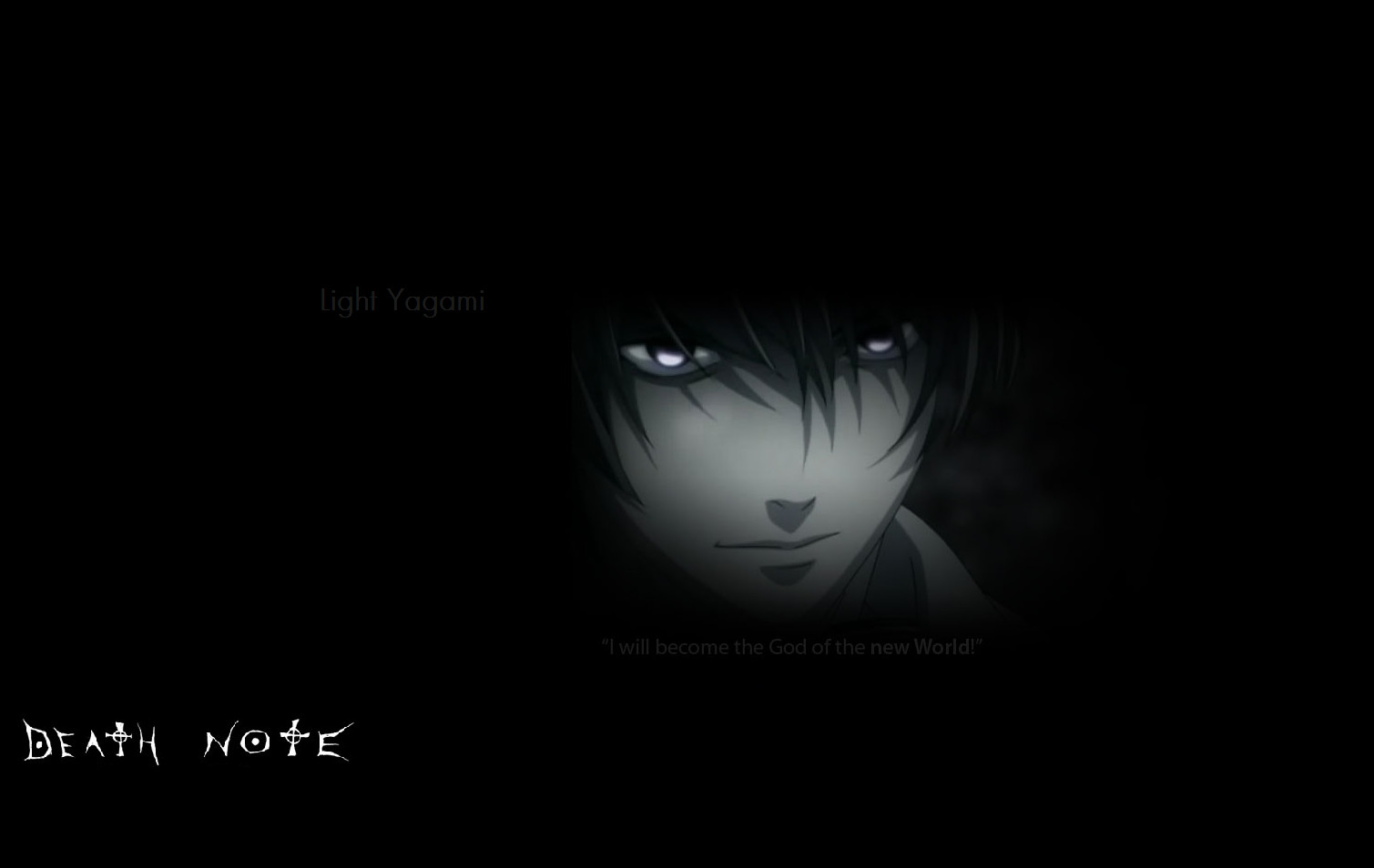 Death Note Light Wallpaper 3 By Rayneraynegoaway On Deviantart