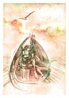 Gargoyle by MamonnA