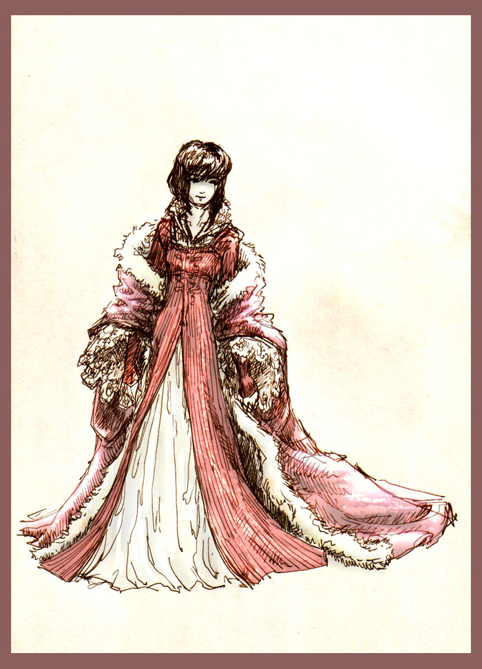 Medieval Dress 1 By MamonnA On DeviantArt