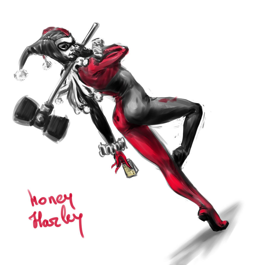 Harley by MamonnA