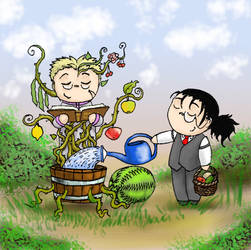 Gardener by MamonnA