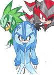 Sonic Creed : Speedhood by JetStriker96