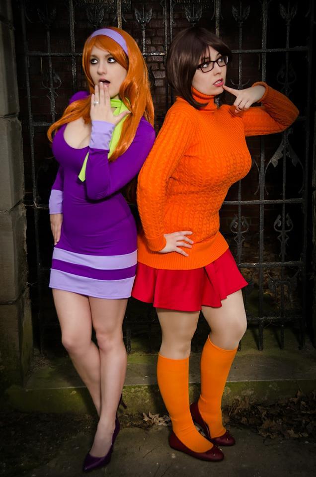 Scooby Doo Sexy Daphne