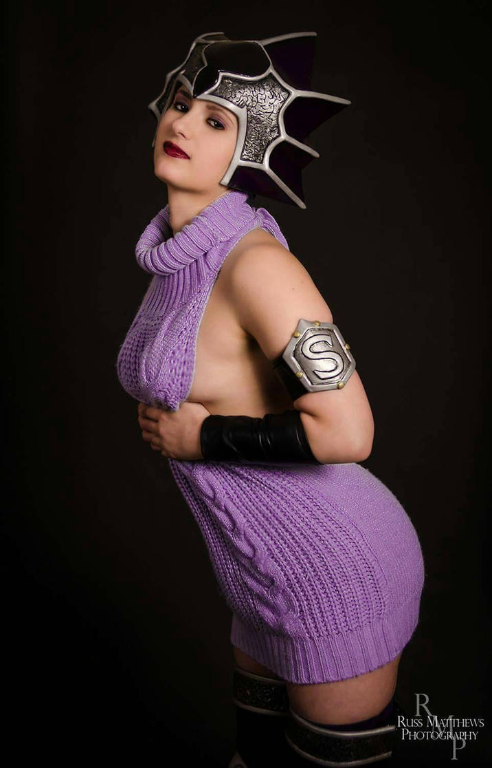 Evil Lyn VK Sweater by NerdySiren