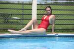 Baywatch Swimsuit Photo Shoot