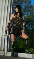 Xena Warrior Princess Cosplay Costume by NerdySiren