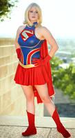 Supergirl Injustice 2 Cosplay Costume by NerdySiren