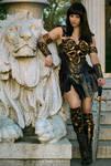 Xena Warrior Princess Cosplay Costume