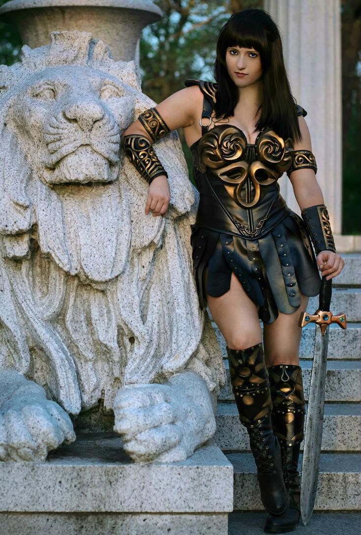 Xena Warrior Princess Cosplay Costume by NerdySiren on ...