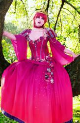 Princess Bubblegum Hannah Alexander Cosplay Dress