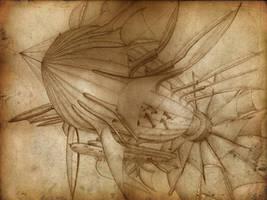 Airship by ChrisBeckerArt