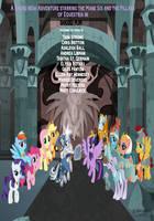 MLP FiM - Shadow Play movie poster by jerryakiraclassics19