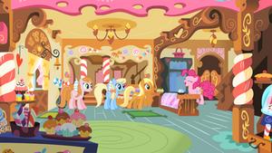 Three cupcakes for three ponies by jerryakiraclassics19