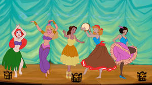 Dancers request
