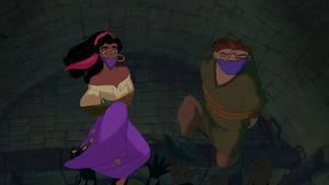 Tied Esmeralda COMMISSION