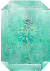 Emeraude by Mioko-Mizu