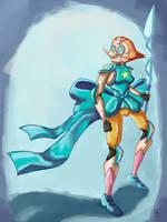Pearl Armor by ThatTrantGuy