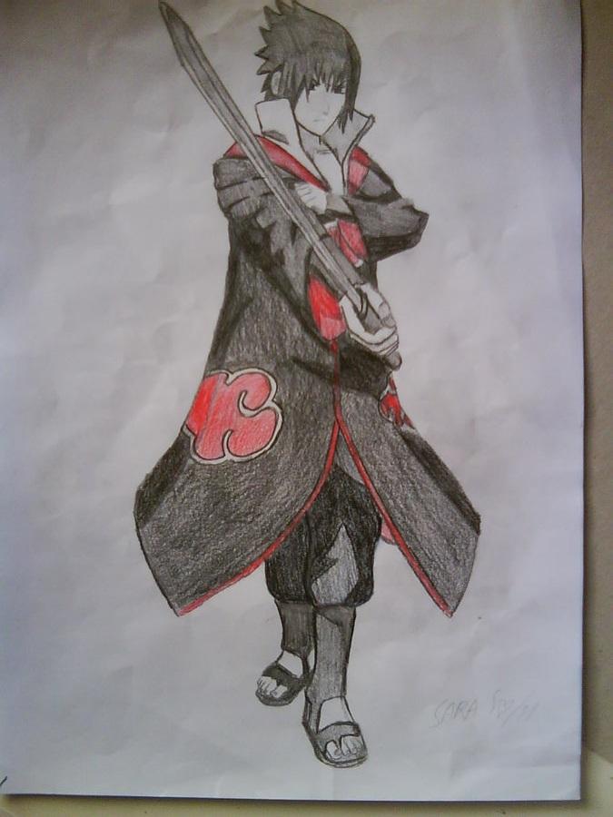 Sasuke Uchiha by bokuberry