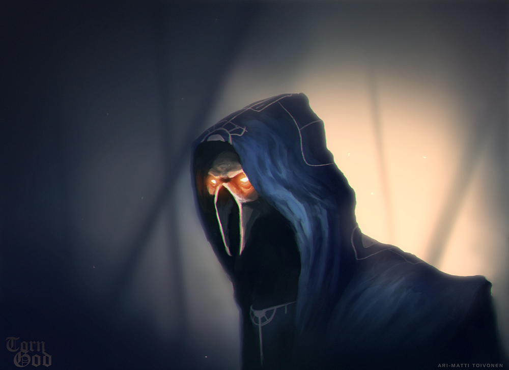 Torn God: The Devout by Kriizi