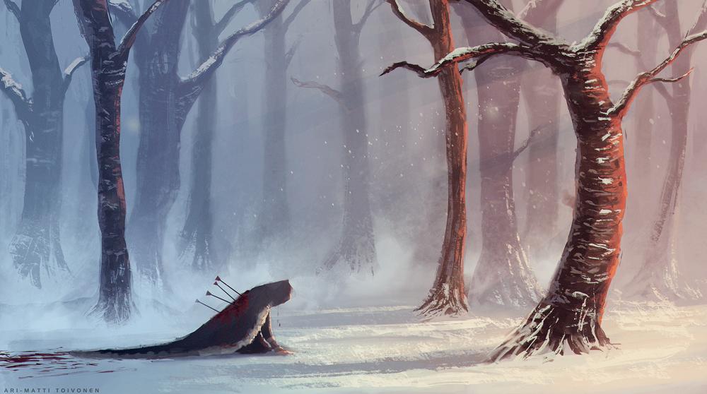 Snowfall by Kriizi