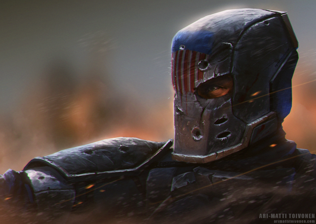 American Hero by Kriizi