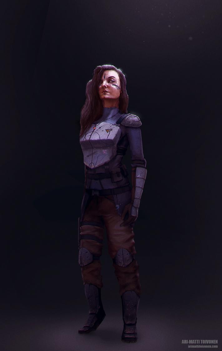 Jane, SG-1 by Kriizi