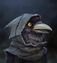 Critical Role - Kiri by Wuggynaut