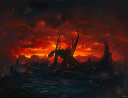 Hatefire Calamity by Wuggynaut