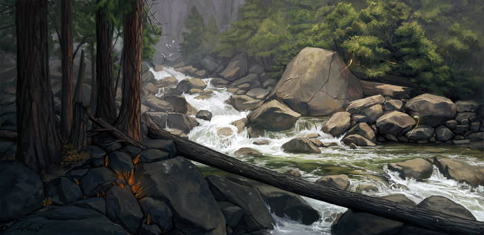 Amberstone Brook