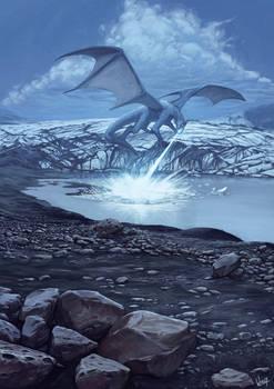 The Creation of Iskrind Glacier