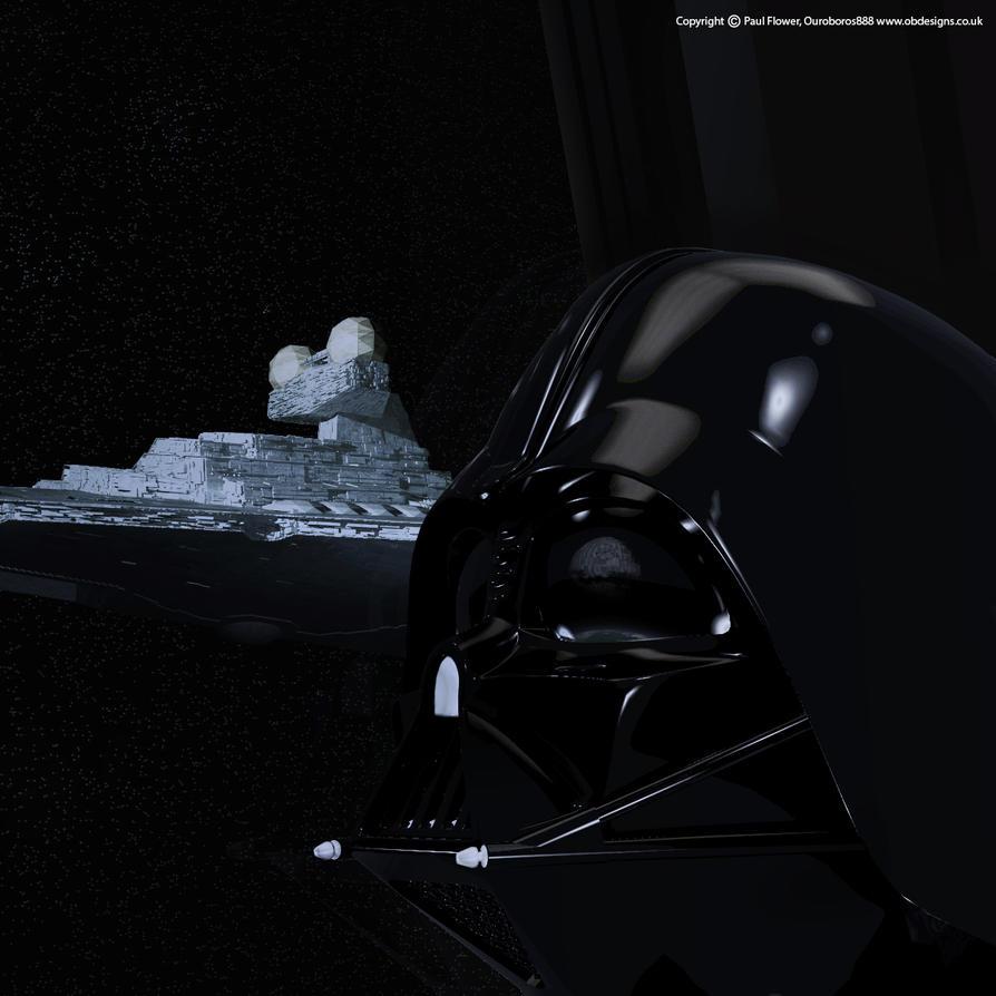 Darth-Vader by Ouroboros888