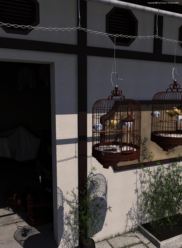 Bird Walk by Ouroboros888