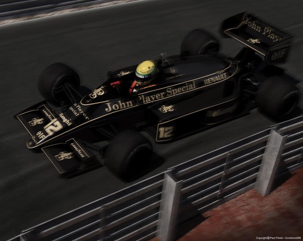 Senna by Ouroboros888
